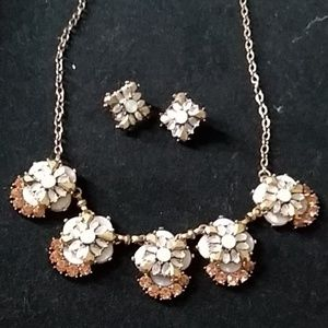 Jewelry - Statement necklaces and earrings